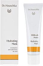 Düfte, Parfümerie und Kosmetik Feuchtigkeitsspendende Gesichtsmaske - Dr. Hauschka Hydrating Mask