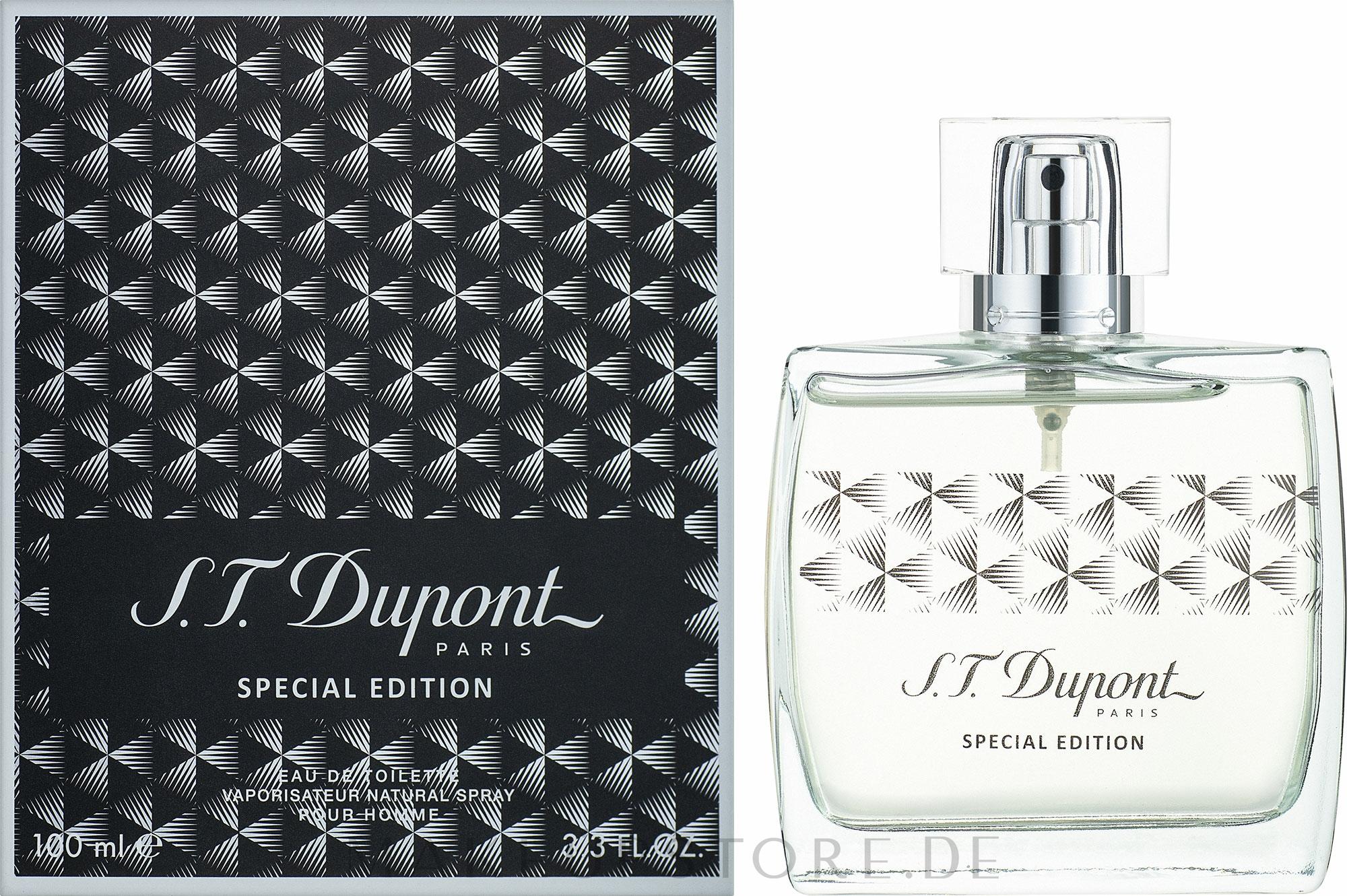 Dupont Pour Homme Special Edition - Eau de Toilette — Bild 100 ml