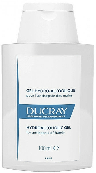 Antiseptisches Handgel - Ducray Gel Hydro Alcoolique — Bild N1
