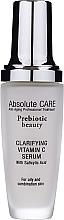 Düfte, Parfümerie und Kosmetik Gesichtsreinigungsserum mit Vitamin C - Absolute Care Prebiotic Beauty Clarifying Vitamin C Serum