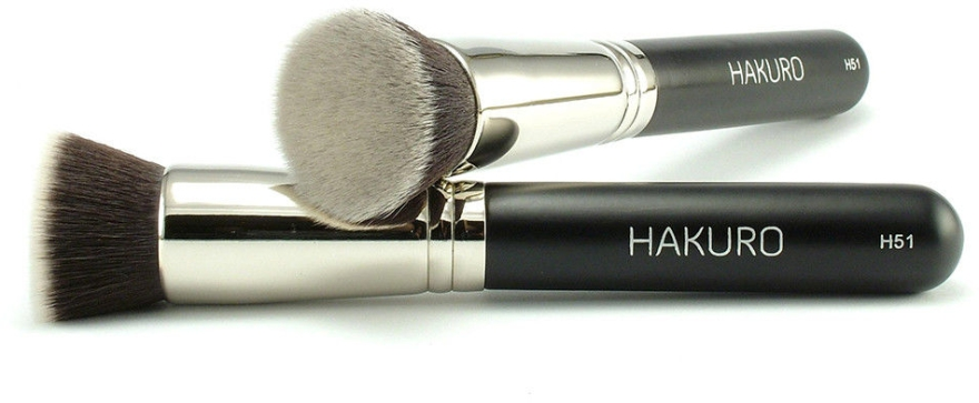 "Foundationpinsel ""H51"" - Hakuro — Bild N1"