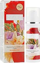 Düfte, Parfümerie und Kosmetik 8in1 Getöntes Gesichtsfluid für strahlende Haut - Ryor Decorative Care Brightening Makeup 8in1