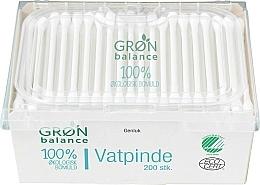 Düfte, Parfümerie und Kosmetik Wattestäbchen für Kinder und Babys - Gron Balance