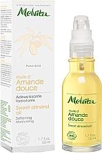 Süßmandelöl für das Gesicht - Melvita Huiles De Beaute Sweet Almond Oil — Bild N1