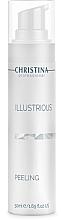 Düfte, Parfümerie und Kosmetik Anti-Aging aufhellendes Gesichtspeeling mit AHA, Argininferulat & Plankton - Christina Illustrious Peeling