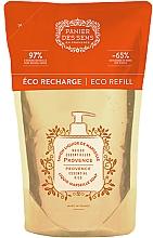 Düfte, Parfümerie und Kosmetik Marseiller Flüssigseife - Panier des Sens Provence Liquid Marseille Soap (Doypack)