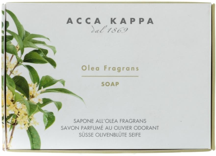 Parfümierte Körperseife mit süßer Olivenblüte - Acca Kappa Olea Fragrans — Bild N1
