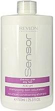 Düfte, Parfümerie und Kosmetik Volumen Shampoo und Conditioner für fettiges Haar - Revlon Professional Sensor Shampoo Volumizer