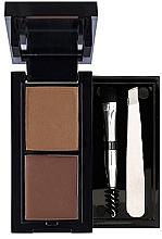 Düfte, Parfümerie und Kosmetik Augenbrauen-Make-up - Eyebrow Design Kit