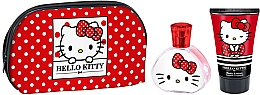 Düfte, Parfümerie und Kosmetik Koto Parfums Hello Kitty Baby - Duftset (Eau de Toilette 50ml + Körperlotion 50ml + Kosmetiktasche)