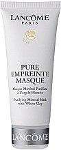 Düfte, Parfümerie und Kosmetik Reinigungsmaske - Lancome Pure Empreinte