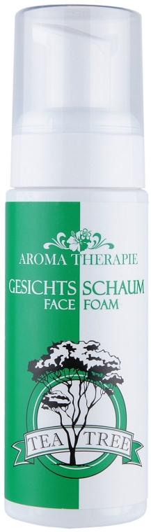 Gesichtsreinigungsschaum mit Teebaumöl - Styx Naturcosmetic Tea Tree Facial Foam — Bild N1
