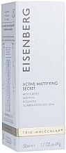 Düfte, Parfümerie und Kosmetik Matierende und regulierende Gesichtscreme für fettige und Mischhaut - Jose Eisenberg Active Mattifying Secret