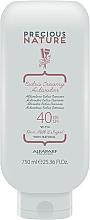 Düfte, Parfümerie und Kosmetik Extra cremige Entwicklerlotion 12% - Alfaparf Precious Nature Extra Creamy Activator 40 Volume