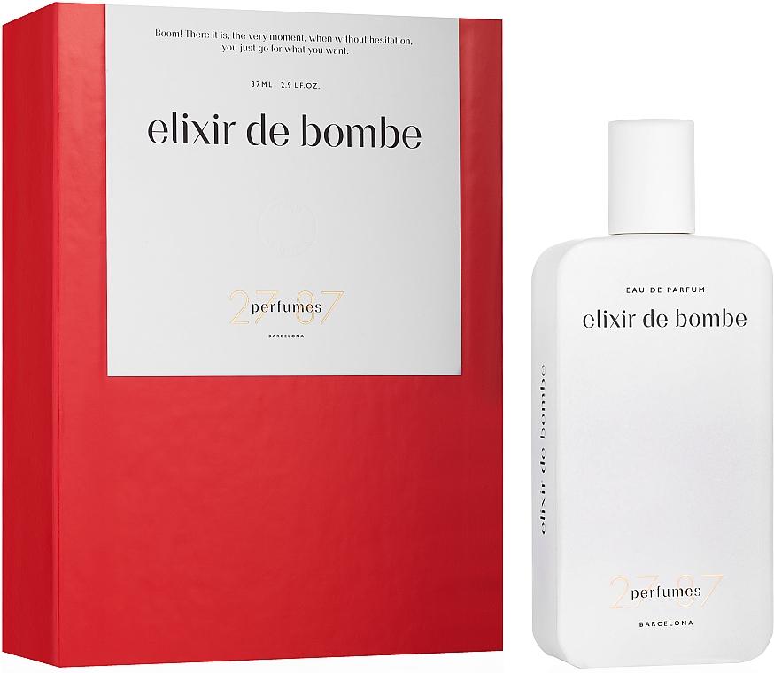 27 87 Perfumes Elixir De Bombe - Eau de Parfum — Bild N3