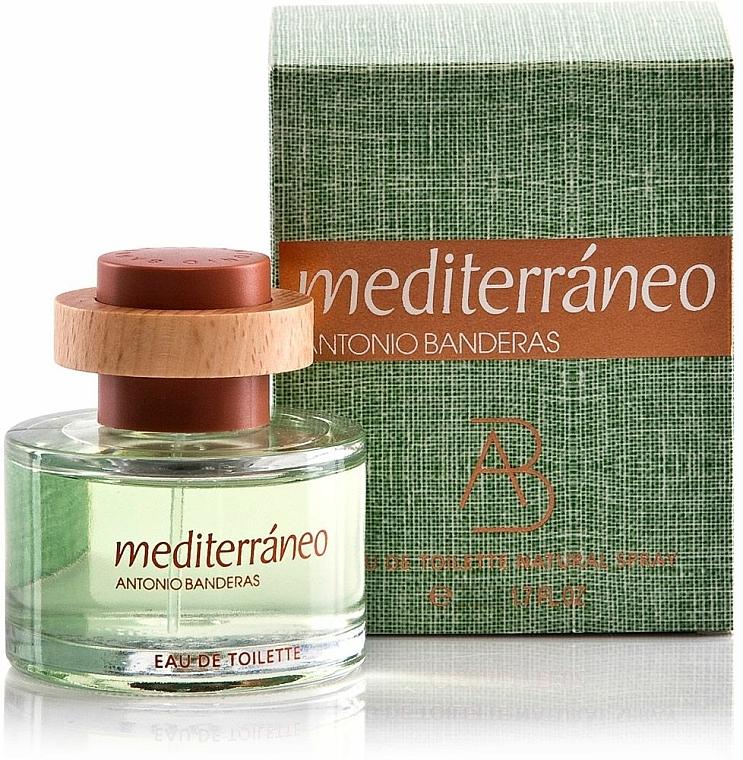 Antonio Banderas Mediterraneo - Eau de Toilette  — Bild N1