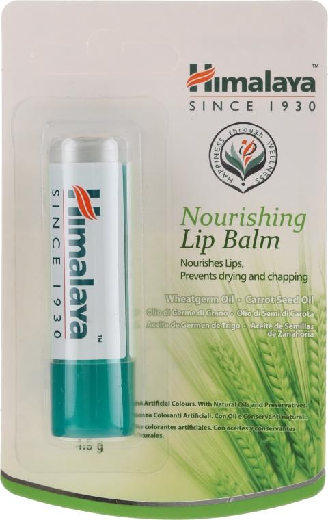 Pflegender Lippenbalsam mit Weizenkeimöl und Karottensamenöl - Himalaya Herbals Lip Balm — Bild N1