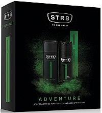 Düfte, Parfümerie und Kosmetik STR8 Adventure - Duftset (Deodorant/75ml + Deospray/150ml)