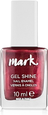 Nagellack mit Gel-Effekt - Avon Mark Gel Shine — Bild N1
