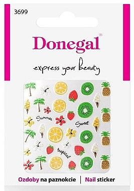 Dekorative Nagelsticker 3699 - Donegal — Bild N1