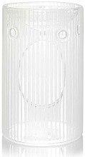 Düfte, Parfümerie und Kosmetik Aromalampe - Yankee Candle Claridge Glass Wax Melt Warmer