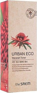 Erfrischendes Gesichtstonikum mit Telopea-Extrakt - The Saem Urban Eco Waratah Toner — Bild N3