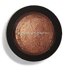 Düfte, Parfümerie und Kosmetik Highlighter - Makeup Revolution Pro Powder Highlighter Skin Finish