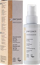 Düfte, Parfümerie und Kosmetik Sanftes Deospray - Pierpaoli Prebiotic Collection Deodorant Spray