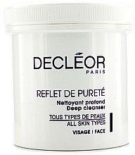 Düfte, Parfümerie und Kosmetik Tief reinigendes Gesichtsgel - Decleor Reflet de Purete Deep Cleanser