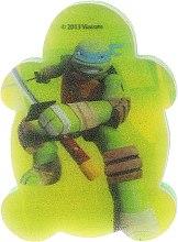 Düfte, Parfümerie und Kosmetik Kinder-Badeschwamm Die Ninja Turtles Leonardo 2 - Suavipiel Turtles Bath Sponge