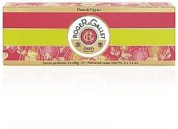 Düfte, Parfümerie und Kosmetik Roger & Gallet Fleur de Figuier - Seifen-Set (Seife/3x100g)