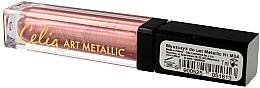 Düfte, Parfümerie und Kosmetik Lipgloss - Celia Art Metallic