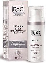 Düfte, Parfümerie und Kosmetik Extra regenerierender Gesichtsbalsam für trockene Haut - RoC Pro-Cica Extra-Repairing Recovery Balm