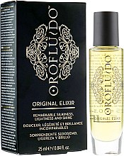 Düfte, Parfümerie und Kosmetik Haarelixier - Orofluido Original Elixir Remarkable Silkiness, Lightness And Shine