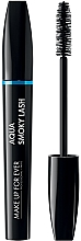Düfte, Parfümerie und Kosmetik Wasserfeste Mascara für lange Wimpern - Make Up For Ever Aqua Smoky Lash Mascara