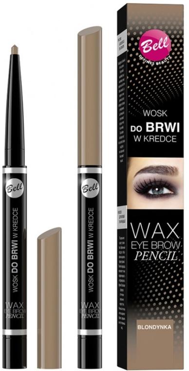 Augenbrauen Wachsstift - Bell Wax Eye Brow Pencil