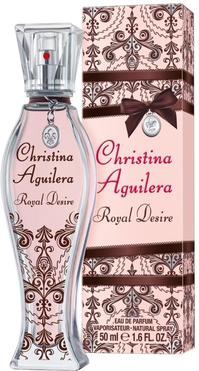 Christina Aguilera Royal Desire - Eau de Parfum — Bild N3