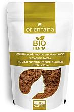 Düfte, Parfümerie und Kosmetik Pflegende pflanzliche Haarspülung für lange Haare - Orientana Bio Henna Herbal Long Hair Conditioner