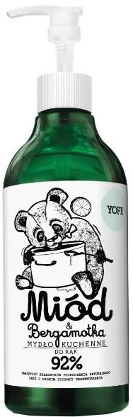 """Handseife """"Honig und Bergamotte"""" - Yope Honey & Bergamot Hand Saop — Bild N1"""