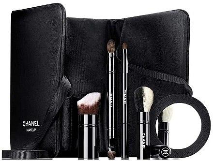 Make-up Pinselset 5-tlg. + Etui - Chanel Les Indispensables De Chanel — Bild N1