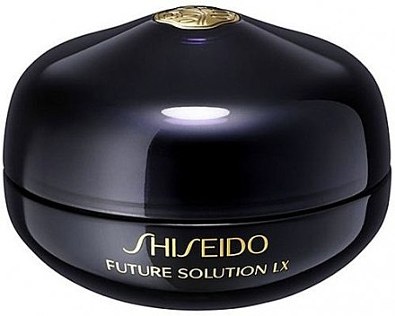 Regenerierende Augen- und Lippenkonturcreme - Shiseido Future Solution Lx Eye and Lip Contour Regenerating Cream — Bild N1