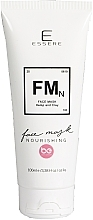 Düfte, Parfümerie und Kosmetik Pflegende Gesichtsmaske mit Ton und Hanföl - Essere FMn Hemp & Clay Face Mask