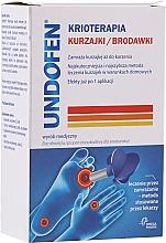 Düfte, Parfümerie und Kosmetik Kryotherapie gegen Warzen - Undofen Krioterapia