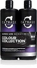 Düfte, Parfümerie und Kosmetik Haarpflegeset - Tigi Catwalk Fashionista, Blonde (Shampoo 750ml + Conditioner 750ml)