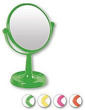 Düfte, Parfümerie und Kosmetik Kosmetikspiegel mit Ständer 85734 rund 15,5 cm grün - Top Choice Colours Mirror