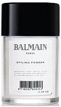 Düfte, Parfümerie und Kosmetik Styling-Haarpulver für mehr Volumen - Balmain Hair Couture