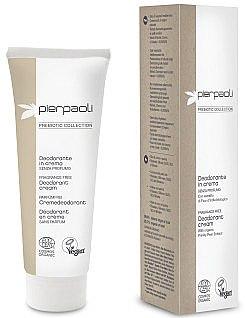Parfümfreie Deo-Creme mit Kaktusfeigen-Extrakt - Pierpaoli Prebiotic Collection Cream Deodorant — Bild N1
