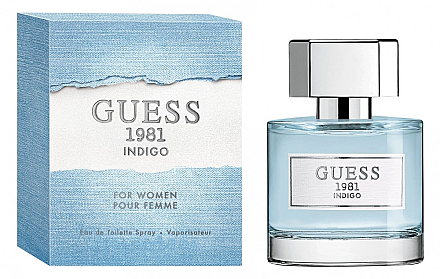 Guess 1981 Indigo for Women - Eau de Toilette — Bild N1
