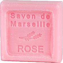 Düfte, Parfümerie und Kosmetik Marseiller Seife Rose - Le Chatelard 1802 Soap Savon De Marseille Rose