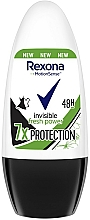 Düfte, Parfümerie und Kosmetik Deo Roll-on Antitranspirant - Rexona Invisible Fresh Power